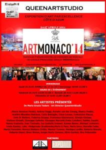 Locandina Art Monacò