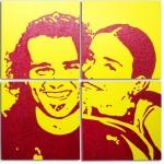 Ritratti pop art - 2