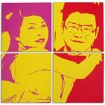 Ritratti pop art - 8